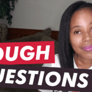 Summer shares how to answer tough questions in the moment.