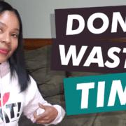 Summer shares her essential time management tip for working moms