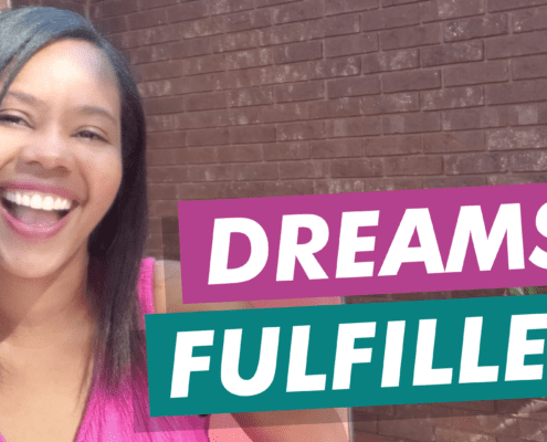 Summer shares her lessons on why single moms need to keep their dreams alive.