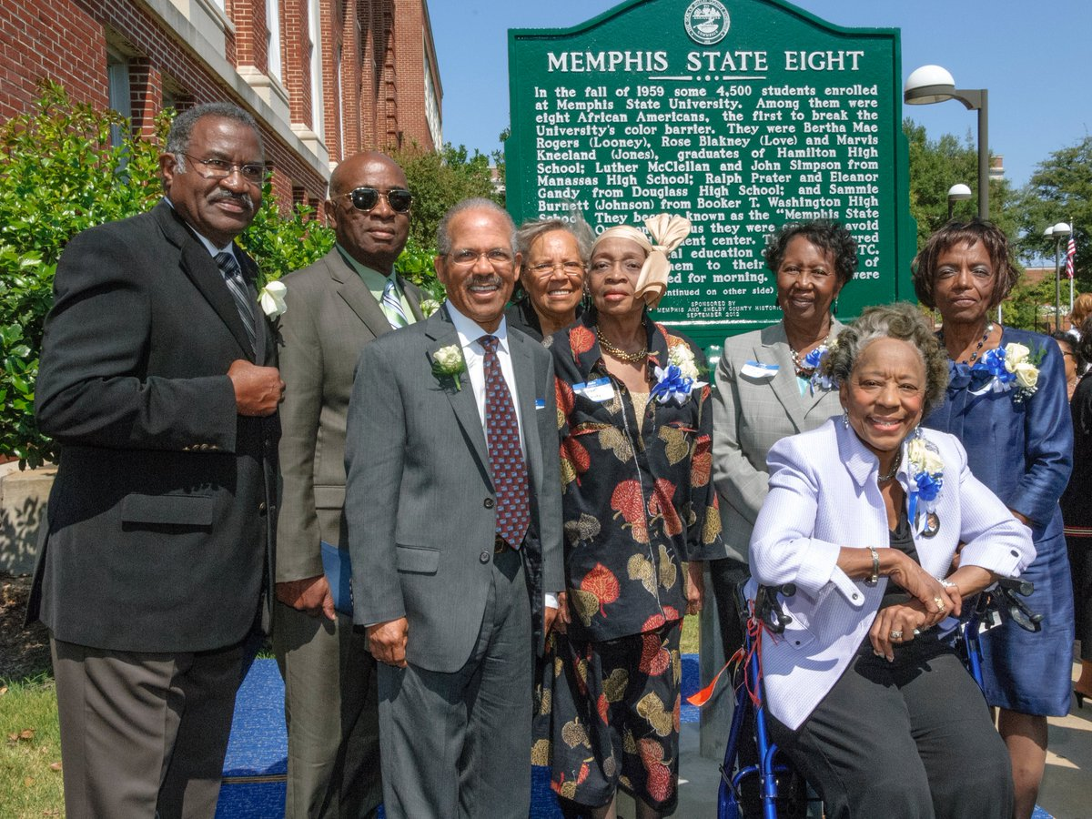 Memphis State Eight