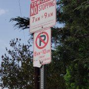 expensive lesson no parking